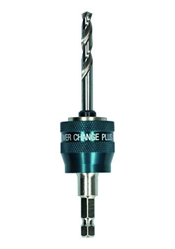 """Bosch Professional PowerChangePlus Adaptador (conexión hexagonal de 3/8"""", incluye broca HSS-G de 7.15 x 85mm, accesorios sierra de corona)"""