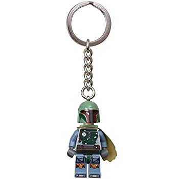 LEGO Star Wars  Boba Fett Keychain