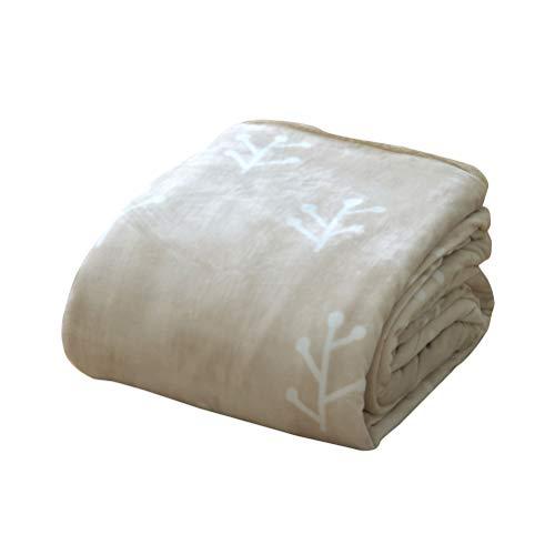 イケヒコ こたつ布団カバー 長方形 小枝 約195×245cm ベージュ 洗える ファスナー #5186889