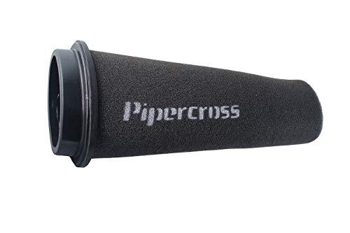 Pipercross Sportluftfilter kompatibel mit BMW 3er E90 (E91/E92/E93) 320d 163 PS 03/05-08/07