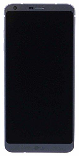 LG G6, 32GB, Ice Platinum - Sprint (Renewed)