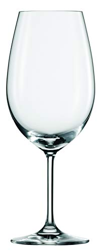 Schott Zwiesel 7544321 Ivento - Set di 6 Bicchieri da Vino in Cristallo Trasparente, 63 cl