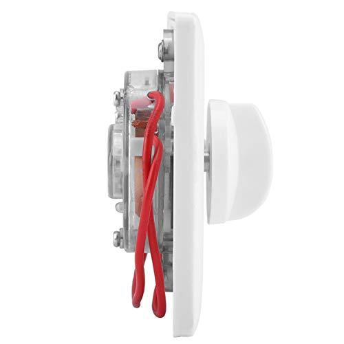 EFFACER Temporizador de Bomba de Agua, Temporizador de Cuenta Regresiva Inteligente, para electrodomésticos 85 * 85 * 48 mm