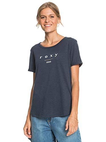 Roxy Oceanholic - T-Shirt - Femme - M - Bleu