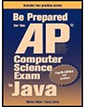 Be Prepared for AP Computer Science Examination in Java (4th, 09) by Litvin, Maria - Litvin, Gary [Paperback (2009)]