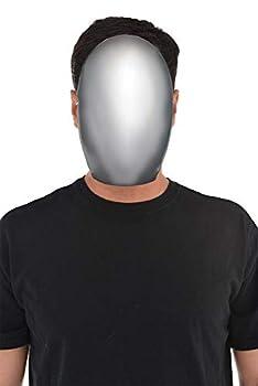 Best silver faceless mask Reviews