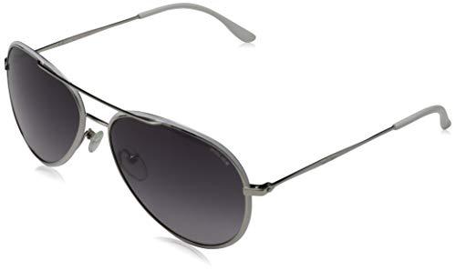 Bulgari 0Bv8189 897/5A 55 Gafas de sol, Dorado (Cocoa/Brown), Unisex-Adulto