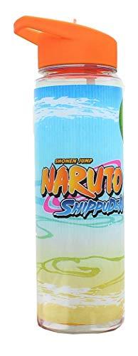 JUST FUNKY Naruto Shippuden Water Bottle