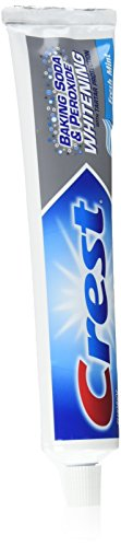Crest - Dentifrice Baking Soda & Peroxyde Whitening (Bicarbonate de Soude et Peroxyde), Menthe Fraîche