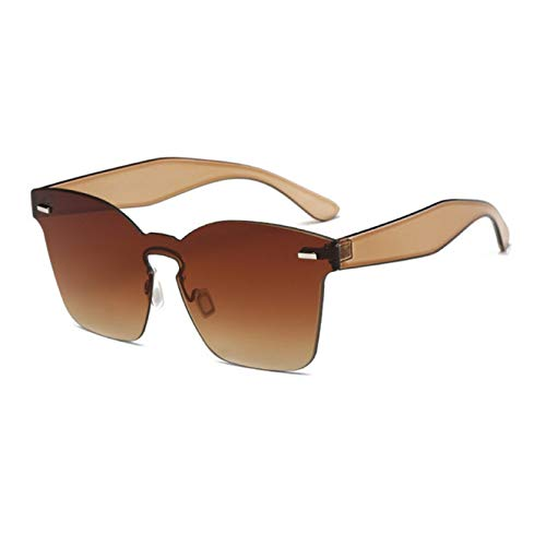 YTYASO Gafas de Sol de Moda para Mujer, Hombre, Gafas al por Mayor, Espejo UV400