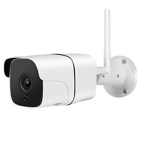 1080P Ip66 Cámara de Seguridad inalámbrica a Prueba de Agua HD Intercomunicador de Voz bidireccional Detección de(European regulations)