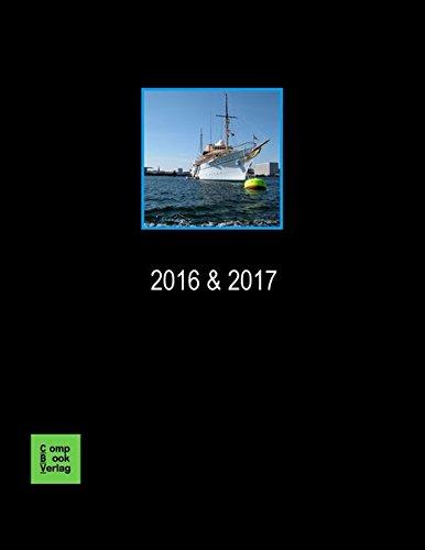 2016 & 2017: Kalender und Terminplaner (Compbook Kalender)