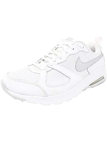 Nike Zapatillas de correr Air Max Muse para mujer, blanco (Blanco), 36.5 EU