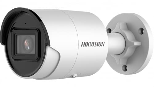 HikVision 4K AcuSense Fixed Mini Bullet Network Camera DS-2CD2086G2-IU F2.8