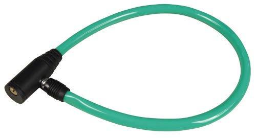 Fietscilinderslot, 10 mm Ø, 50 cm lang, met 2 sleutels