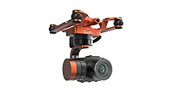 SwellPRO Waterproof 3-Axis 4K Gimbal Camera for SplashDrone 3 Series Drones