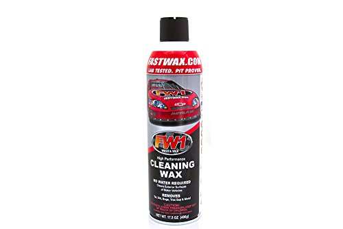 FW1 Wash&Wax High Performance Cleaning Wax Np Water Required Net Wt. 1.75 OZ