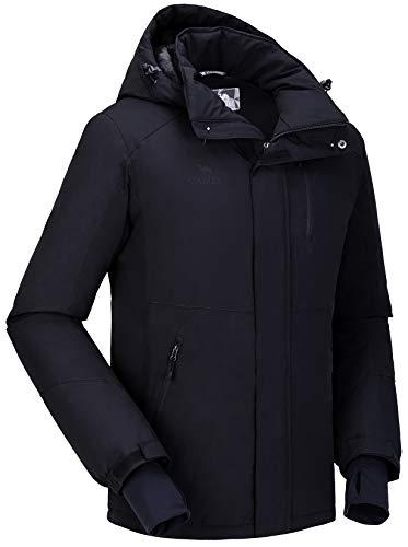 CAMEL CROWN Herren Windbreaker Jacke Atmungsaktiv Leicht Reißfeste Outdoor Regenjacke Freizeitjacke Funktionsjacke Kapuze Joggen Wandern Reise