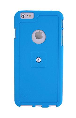 Tetrax T12103/BL Xcase Cover con Clip Integrata per Supporti Magnetici Tetrax, Blu