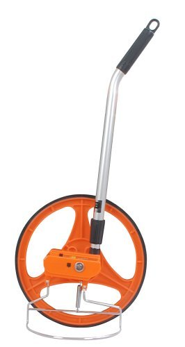 Lufkin MW38TP Contractors Measuring Wheel - 8ths Increments by Apex Tool Group