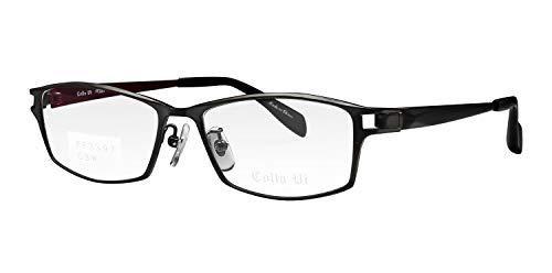 鯖江ワークス(SABAE WORKS) 遠近両用メガネ 老眼鏡 格好いい スクエア FF3397 (ADD +2.00, GBW グレー)