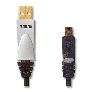 USB Profigold CI PGM4402CI Cable A macho/B USB Mini 2 m