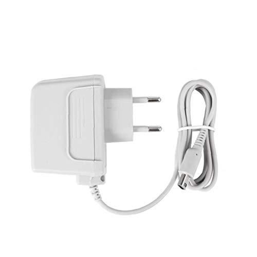 YepYes Interruptor de la Pared del Cargador del Adaptador del Cargador de la Pared del hogar del Cargador del Cable Compatible con 2DS NDSI NDSI LL 3DS Sistema