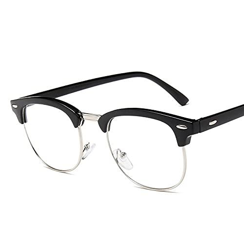 Gafas De Sol Hombre Mujeres Ciclismo Gafas Retro Semi Sin Montura Gafas De Sol De Viaje De Moda para Mujer Gafas De Sol Gafas Vintage-10