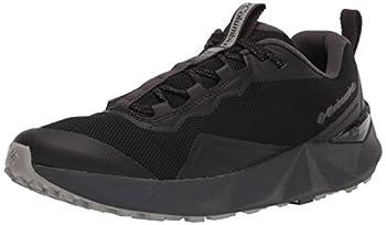 Columbia womens Facet 15 Hiking Shoe Black/Grey Green 8 US