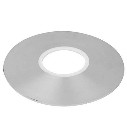 Cinta de soldadura de batería de níquel puro, 0.1 mm H/4 99.6% Correa de cinta de tira de níquel puro para soldadura de batería(0.1 * 6mm)