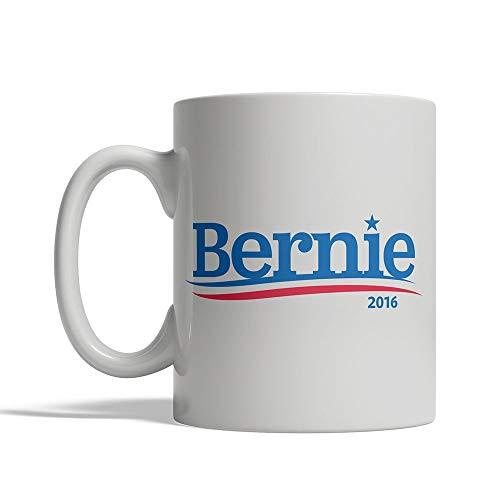 Bernie Retro Campagne Logo Koffie Beker 11oz Keramische Thee Bernie Sanders 16