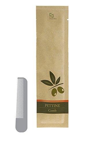 Beauty Oil Peigne 250 pcs Ligne courtoisie pour Hôtel Maison d'hôte Bed & Breakfast AMENITIES