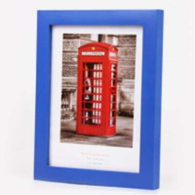 Taluoahc Marco De Fotos American Photo Frame Multi Colour Picture Frame Wall Picture Frames Home Decoration Frame Wall Decoration 20X24 Inch Royal Blue