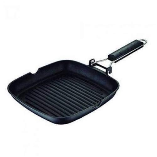 Bergner Gastrobräter, Aluminium, schwarz, 24cm