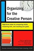Organizing for the Creative Person 1st (first) edition Text Only