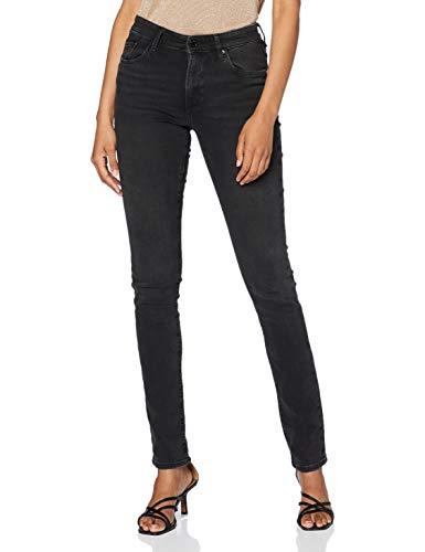 s.Oliver Damen Slim Fit: Slim leg-Jeans dark grey 42.30