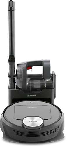 エコバックス ロボット掃除機 (チタンブラック)ECOVACS DEEBOT R98 DR98