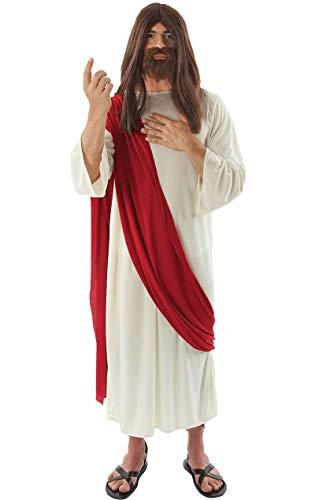 ORION COSTUMES Costume de déguisement robe religieuse de la Nativité avec Jésus Christ pour hommes