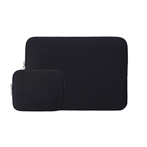 RAINYEAR 11-11.6 Inch Laptop Sleeve Protective Case Soft Carrying Computer Bag Cover with...