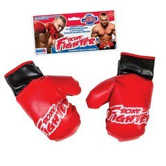 RSTA - National Pro Sport- Rstoys GUANTONI Boxe Fighter, 10199