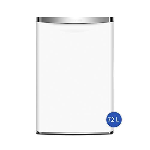 Mini Frigo Da Camera Piccolo Micro-Congelamento Silenzioso Retro Frigorifero A Risparmio Energetico Stabile Stand Regolabile Dimensione Del Frigorifero 449 * 481 * 685Mm(white)