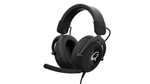 QPAD Gaming Headset Stereo High End QH-700 Wired schwarz