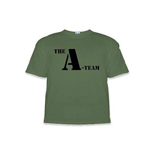 A-Team T-Shirt grün - Vert - XXX-Large