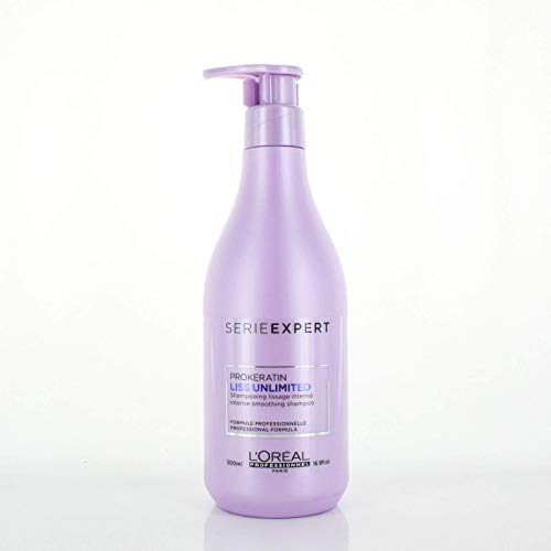 L'Oreal Professionnel Expert Serie - Liss Unlimited Smoothing Shampoo (For Rebellious Hair) - 500ml/16.9oz by L'Oreal Paris