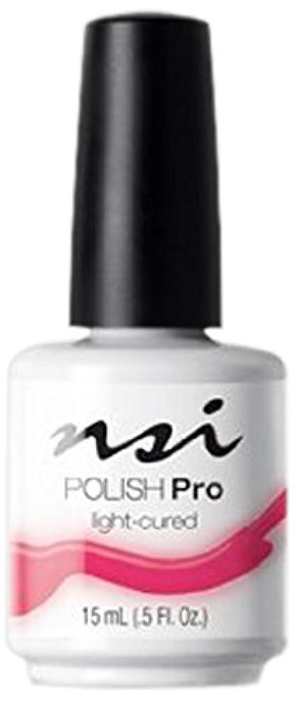 子孫十分隠されたNSI Polish Pro Gel Polish - V-I-Pink - 0.5oz / 15ml