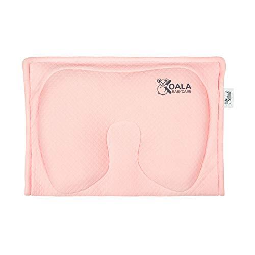 Almohada Plagiocefalia bebé de lactancia Koala Babycare® en memory foam para la prevención y el...