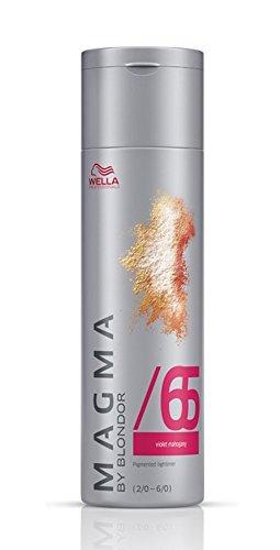 Wella Magma /65 violett-mahagoni 1 x 120 g Dragon Fruit By Blondor Strähnen-Haarfarbe