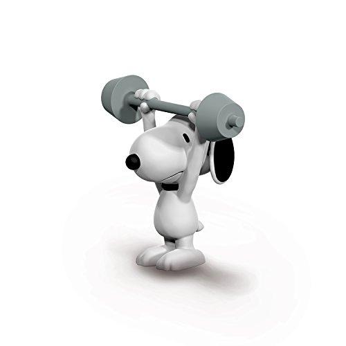 SCHLEICH 22075 - Gewichtheber Snoopy