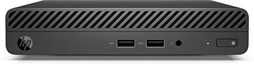 HP 260 G3 Mini-PC Intel Core i3-7130U, 8GB RAM, 256GB SSD, Win10 Pro