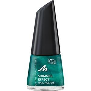 Manhattan Shimmer Effect Nagellack 16 (Aquamarin S himmer) 11 ml